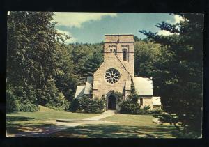 Peterborough, New Hampshire/NH Postcard, All Saints Episcopal Church