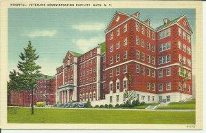 Hospital, Veterans Administration Facility, Bath, N.Y.
