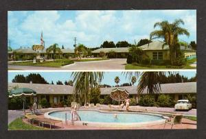 FL Linda Vista Court Motel Pool ST AUGUSTINE FLORIDA PC