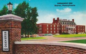 Pennsylvania Sharon The Shenango Inn