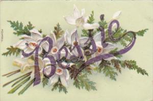 Name Card Bessie 1907