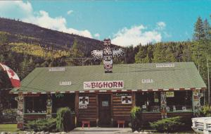 YAHK, B.C. , Canada , 40-60s ; The BIGHORN Gift Store