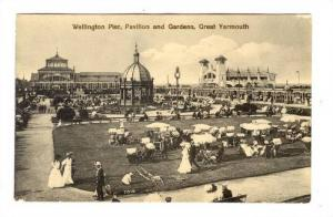 Wellington Pier, Pavilion and Gardens, Great Yarmouth, England , 00-10s