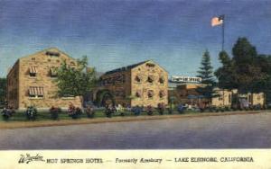 Wreden Hot Springs Hotel