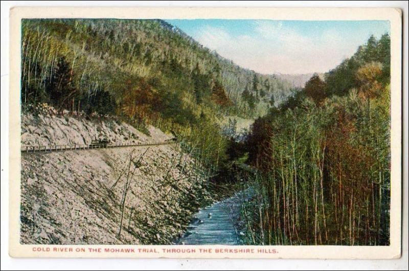 MA - Cold River, Mohawk Trail, Berkshire Hills