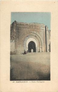Africa Morocco Marrakech - Porte Portugaise