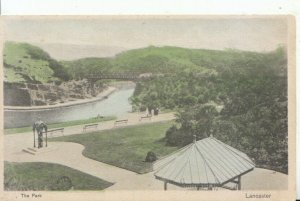 Lancashire Postcard - The Park - Lancaster - Ref 16306A