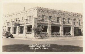 RP: AUGUSTA , Kansas , 1940 ; Fifth Avenue Hotel
