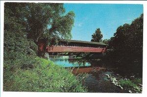 N. Bennington, VT - Burt Henry (Covered) Bridge