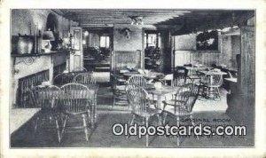 Alice McCollister Restaurant, New York City, NYC Postcard Post Card USA Old V...