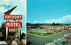 Arkansas Hot Springs The Anthony Motel