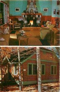 Canada, Saskatchewan, Prince Albert National Park, Hillcrest House, Fach