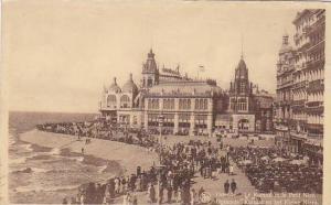 Belgium Oostende Le Kursaal et le Petit Nice 1937