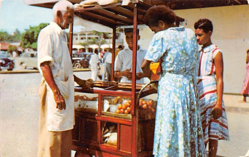 Fiji Indian Sweet Meat Vendor  Indian Sweet Meat Vendor