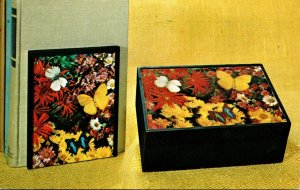 Iowa Des Moines National Handcraft Institute Posy Place Box