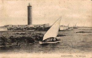 Egypt Alexandria The light house Unposted 03.02