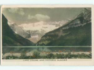 1950's rppc NICE VIEW Lake Louise Alberta AB W0907