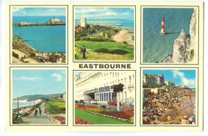 UK, Eastbourne, 1980 used Postcard