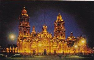 Mexico Catedral De Mexico Mexico City