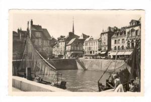RP; HONFLEUR, Le Port de Peche, Calvados, France, 10-20s