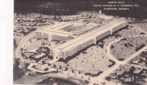 SILVERTOWN, Georgia , 00-10s; Martha Mills, Textile Division, B. F. Goodrich Co.