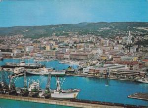 General View, Oceanliners, Rijeka, Croatia, PU-1968