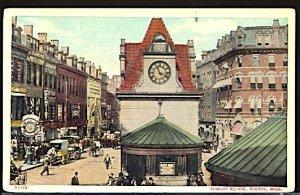 Scollay Square Boston Mass.  (Pre 1920)