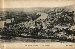 CPA LES ANDELYS LE PETIT-ANDELY - Vue Generale (1160658)