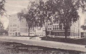 Connecticut Torrington Torrington High School Albertype
