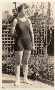 RP: Sennett Bathing Beauties , Pin-up Girl , 1910-20s ; #8