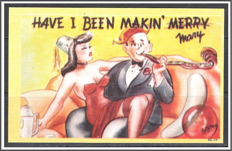 Humour Have I Been Makin' Merry (Mary) - [MX-231]