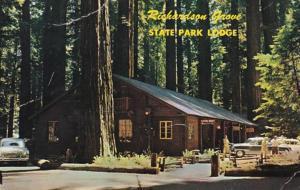 California Richardson Grove State Park The State Park Lodge