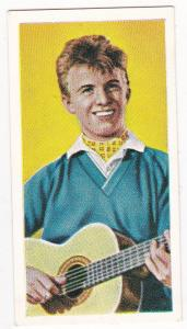 Trade Cards ABC Minors COLORSTARS No 1 Tommy Steele