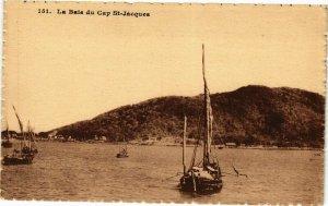 VIETNAM INDOCHINE - La Baie du Cap St-Jacques (190325)