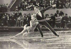 RP: Figure Skating , 1950-60s ; #13
