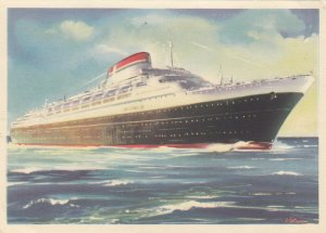 ITALIA Ocean Liner T/N ANDREA DORIA , 1951-56
