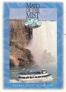 Canada Postcard Niagara Falls Maid of the Mist ship vessel