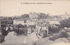 Panorama Pris Du Viaduc, Bridge, Clisson (Loire Atlantique), France, 1900-1910s