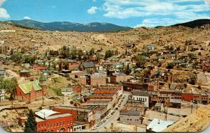 Colorado Central City Panoramic View