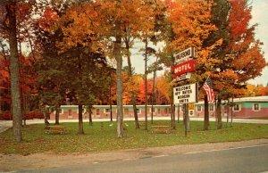 Michigan Paradise The Vagabond Motel 1973