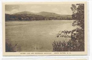 Keyser Lake & Kearsarge Mountain, North Sutton, New Hampshire, 1910-1920s