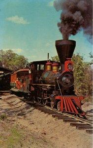Trains - Narrow Guage Railway at Six Gun Territory, Florida