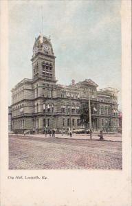 Kentucky Louisville City Hall