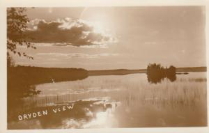 RP; DRYDEN , Ontario , 30-40s ; Water View