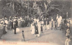 Benin Dahomey Une Noce du High-Life 1916