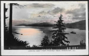Canada, BC, Vancouver, Prospect Point, mailed in 1942
