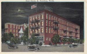 ST. PETERSBURG , Florida , 1910s ; Hotel Detroit