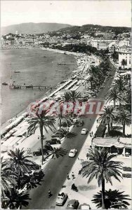 Old Postcard CANNES - The Croiselle