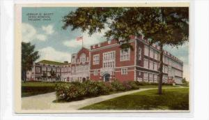 Jessup D. Scott High School, Toledo, Ohio, 1910-1920s