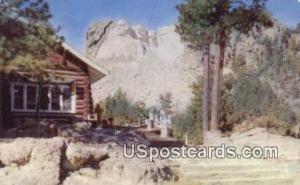 Mt Rushmore Memorial -sd_qq_0898